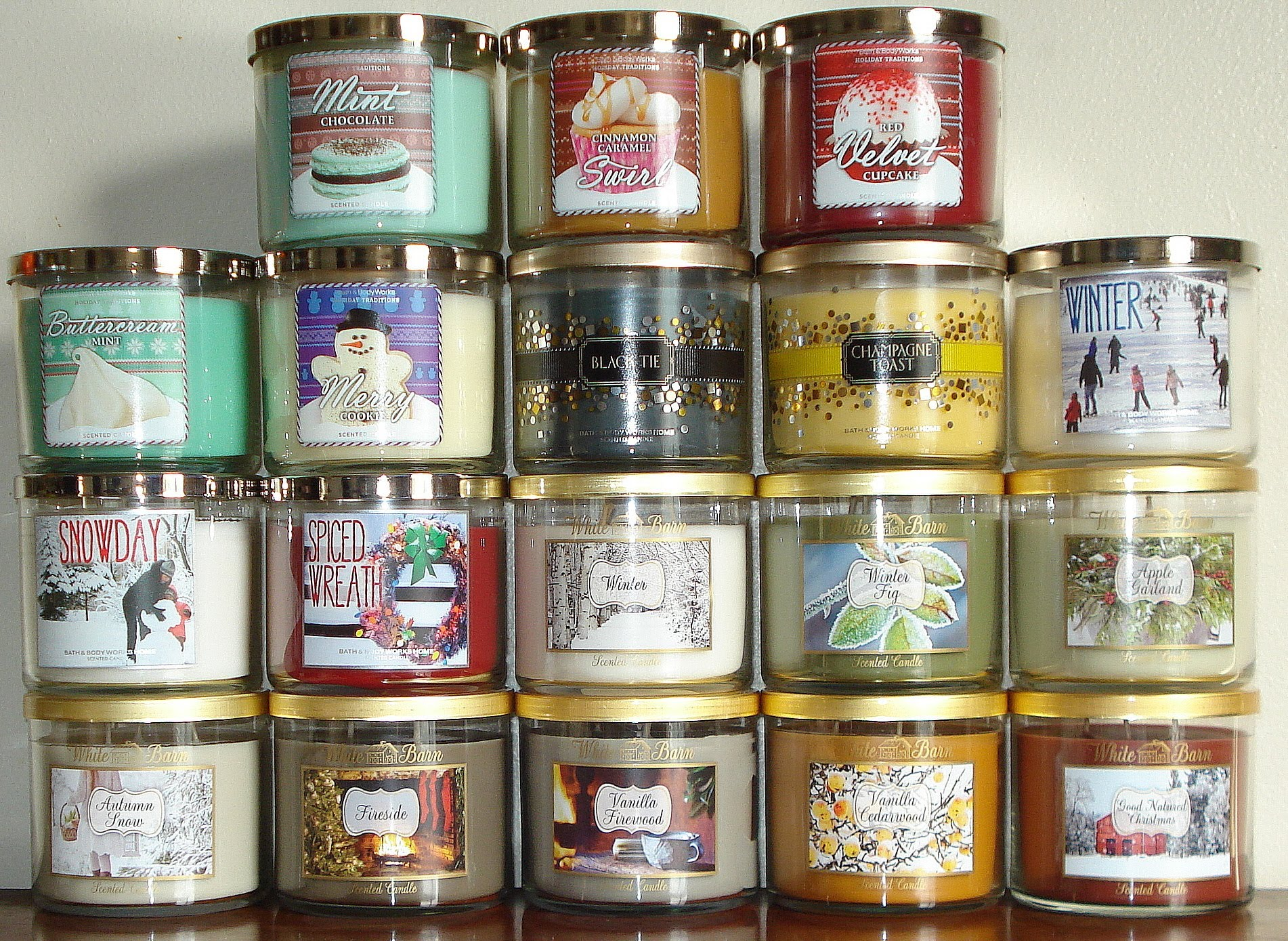 Best Fall Candle Scents Bath And Body Works Image Antique And
