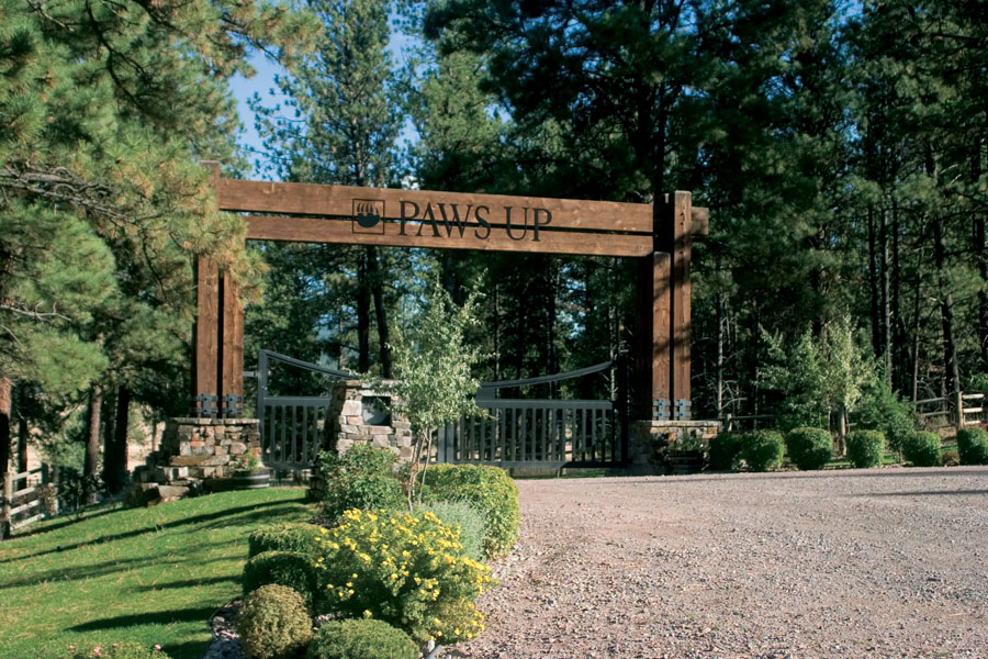 Paws Up Ranch, Greenough, Montana