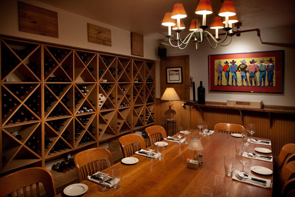 The Depot Wine Room