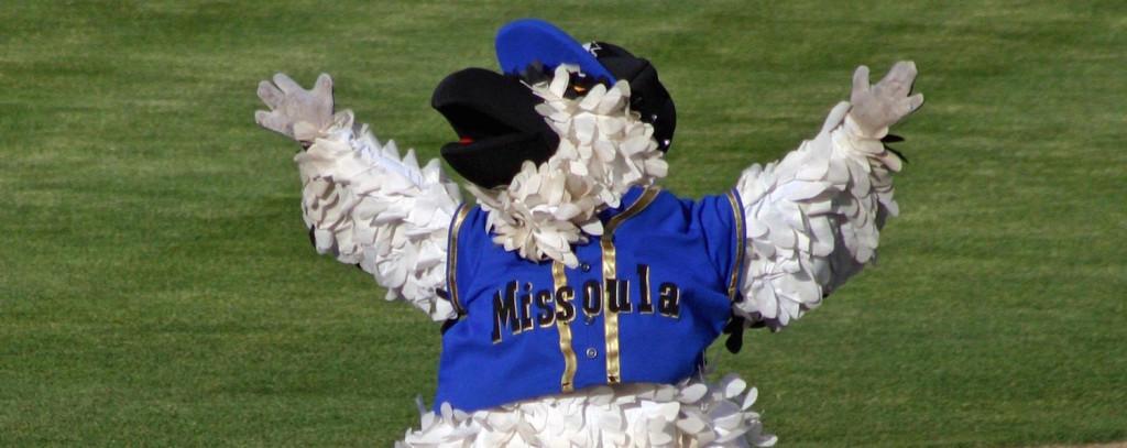 Osprey Mascot