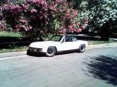 The Day My 914 Came Home. (This image was taken on an ancient flip phone...)