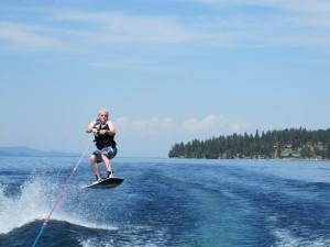 flathead wake boarding