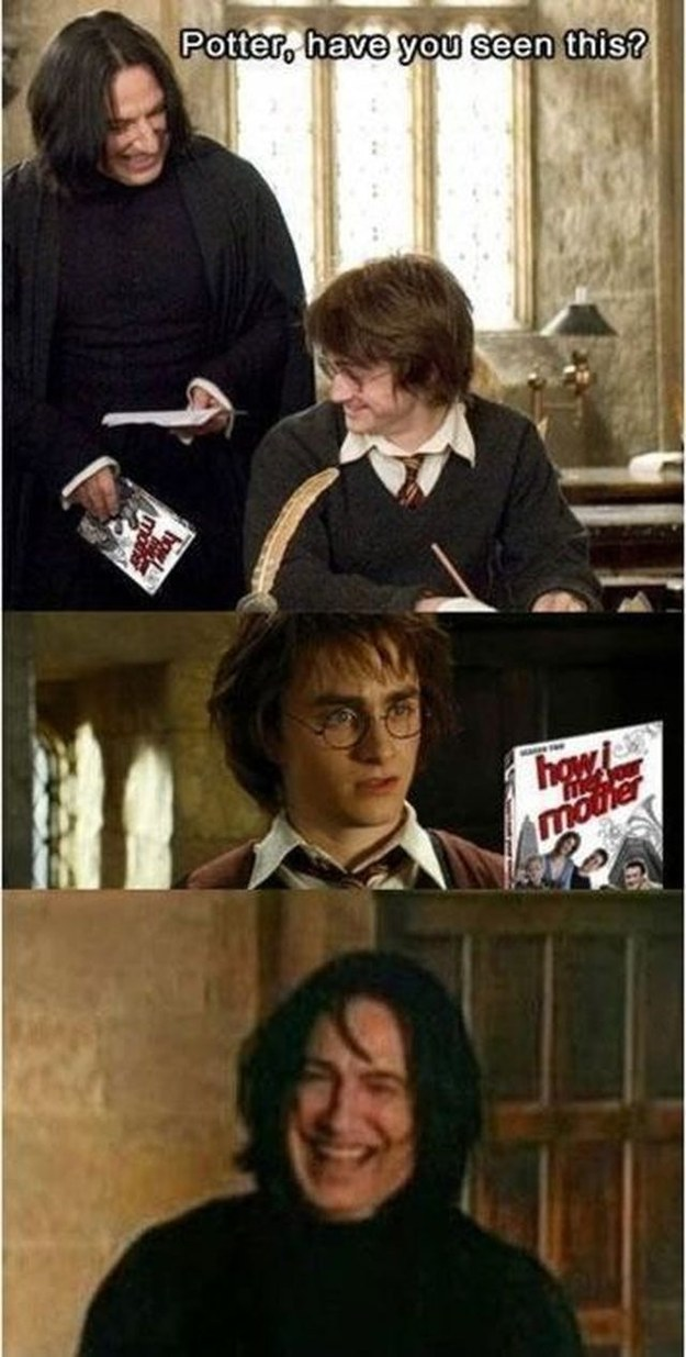 22 Of The Funniest Harry Potter Memes Ever Made ...