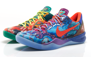 Nike Kobe Technicolor