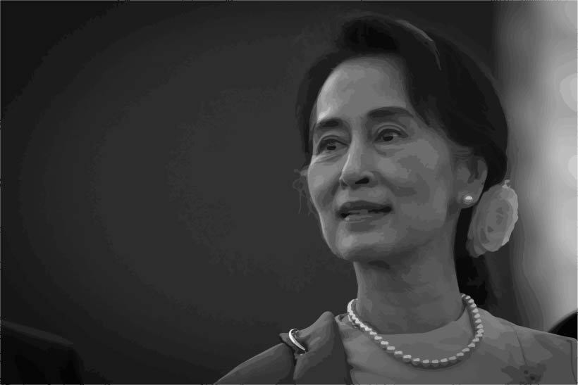 On Thursday, July 20, 1989, Aung San Suu Kyi was placed under house arrest for speaking out against the Burmese socialist government. The house arrest lasted 15 nasty years, but it didn't stop her from climbing the political ranks to become State Counsellor of Myanmar, the position she currently holds.